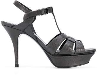 Saint Laurent Tribute 75mm sandals