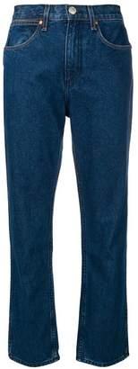Rag & Bone Jean high-waisted straight jeans