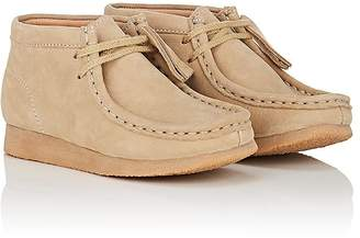 Clarks BNY Sole Series: Kids' Nubuck Wallabee Boots