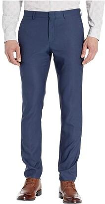Perry Ellis Portfolio Very Slim-Fit Stretch Heathered Dress Pants