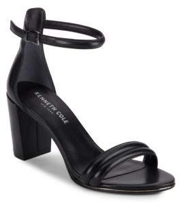 Lex Leather Sandals $130 thestylecure.com