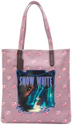 Coach x Disney Snow White tote