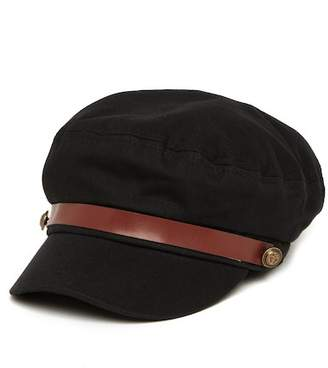 David & Young Contrast Trim Lieutenant Hat