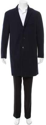 Michael Kors Wool Car Coat