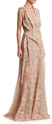 Altuzarra Medina Lace Gown