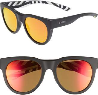 47cb58d824 Smith Crusader 53mm ChromaPop(TM) Round Sunglasses