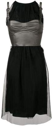 Maison Margiela corset midi dress