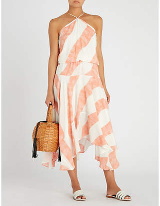 Vix Esther woven maxi dress