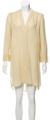 Isabel Marant Knee-Length Shirt Dress