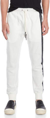Undercoat Broken White Crash Drawstring Sweatpants