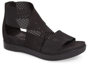 Women's Eileen Fisher Sport Platform Sandal $225 thestylecure.com