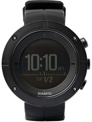 Suunto Kailash Carbon-Tone Titanium Gps Watch