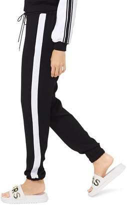 MICHAEL Michael Kors MICHAEL Contrast Stripe Jogger Pants