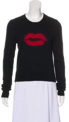 Saint Laurent 2017 Virgin Wool Sweater