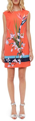 Ted Baker Tropical Oasis Tunic Dress $279 thestylecure.com