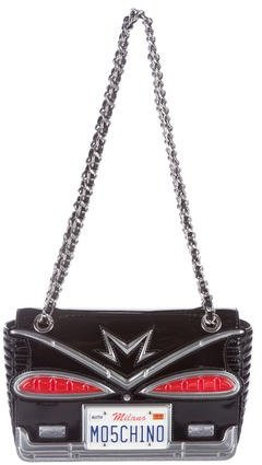 Moschino Moschino Cadillac Shoulder Bag