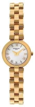 Raymond Weil Geneve 5817 Swiss Quartz Stainless Steel & Gold 22mm Womens Watch