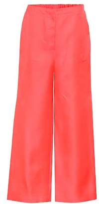 Roksanda Petra wide-leg silk pants