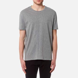 Calvin Klein Men's Jari Embossed T-Shirt