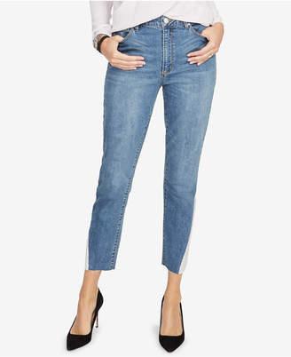 Rachel Roy Embellished Ankle Jeans