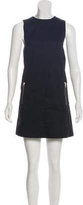 Acne Studios Chow Gab Mini Dress