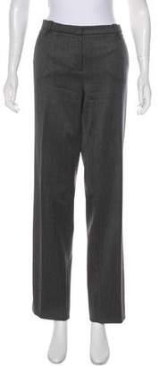 Loro Piana Mid-Rise Wool Pants