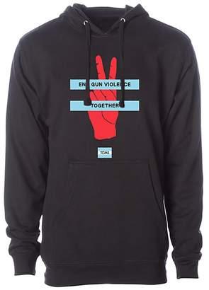 End Gun Violence Together Black Pullover Hooded Sweatshirt