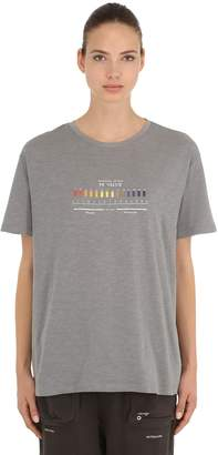 N. Number Ine Cotton Jersey T-Shirt