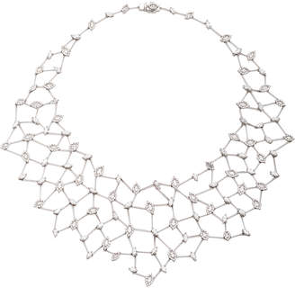 Yeprem Snowflakes Diamond Necklace