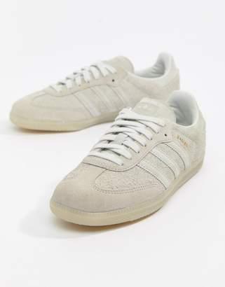 8ffac3d3564f adidas Samba Og Trainers In Off White