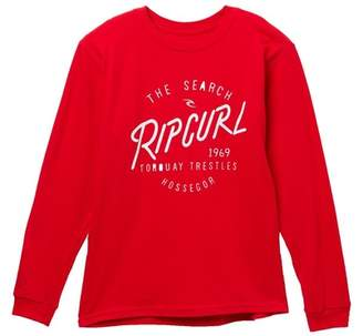 Rip Curl LA Luz Premium Long Sleeve Tee (Big Boys)
