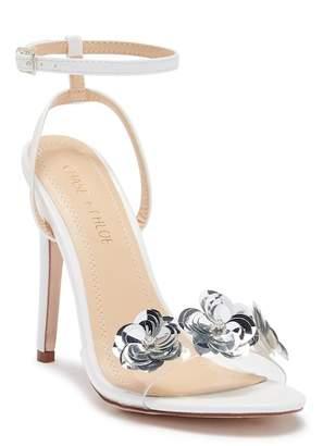 Chloé Chase & Gigi Floral Ankle Strap Sandal