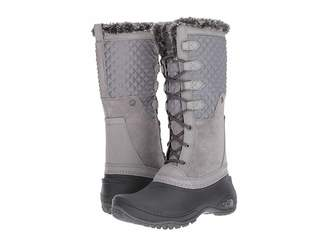 The North Face Shellista III Tall (Frost Grey/Iron Gate Grey