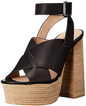 Shellys Women's Loud Platform Sandal 39 EU/ M US