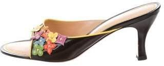 Louis Vuitton Fleur Slide Sandals