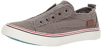 315d688fc35 Blowfish Women s Play Sneaker ice Star Print Denim