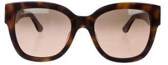 Maui Jim Tinted Tortoiseshell Sunglasses