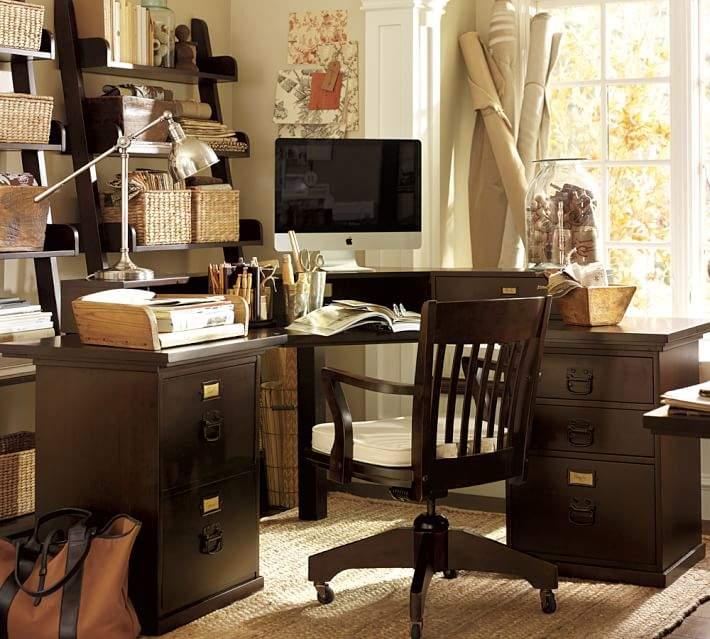 3-Drawer File Cabinet