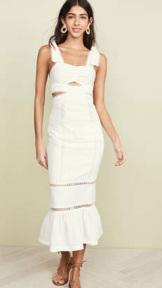 Alice McCall A Foreign Affair Midi Dress