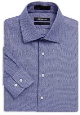 Saks Fifth Avenue Jasper Textured Dress-Shirt