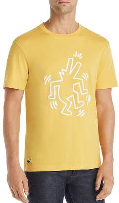 Lacoste Keith Haring Graphic Tee