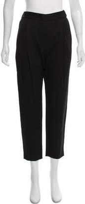 AllSaints High-Rise Straight-Leg Pants w/ Tags