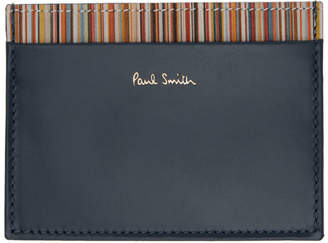 Paul Smith Multi Stripe Card Holder