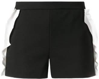 RED Valentino friled short shorts