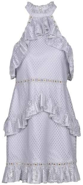 TD TRUE DECADENCE Kurzes Kleid