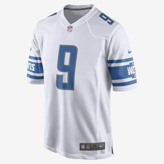 Nike NFL Detroit Lions Game (Matthew Stafford) Men's Football Jersey