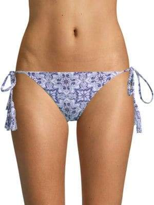 Rachel Roy String Side-Tie Bikini Bottom