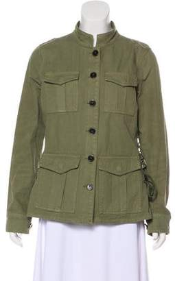Tory Burch Casual Military Jacket