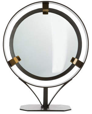 Arteriors Home Darcy Makeup/Shaving Mirror