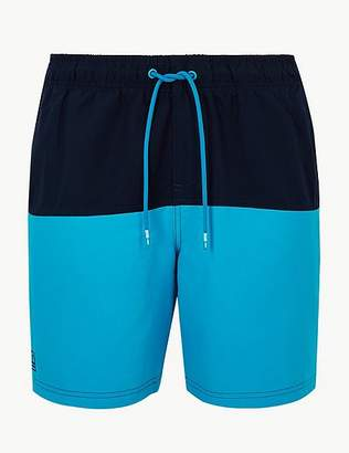 Marks and Spencer Quick Dry Colour Block Swim shorts